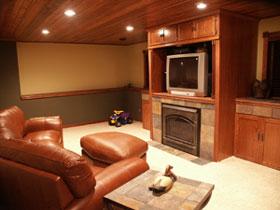 basement development calgary
